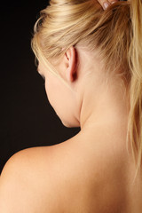 Hair and Shoulder
