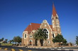 canvas print picture - Christuskirche Windhoek