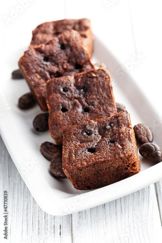 chocolate brownies dessert