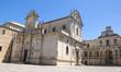 Santa Maria Assunta church, Cathedral. Lecce, Apulia, Italy.