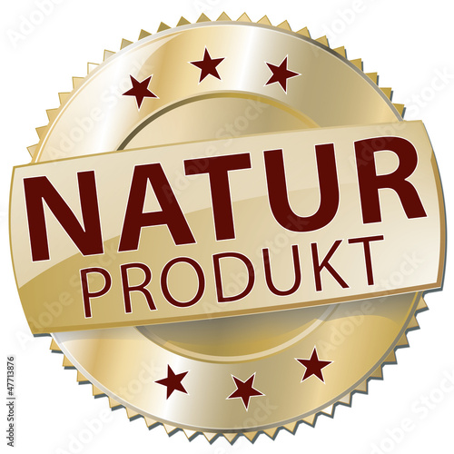 button gold naturprodukt