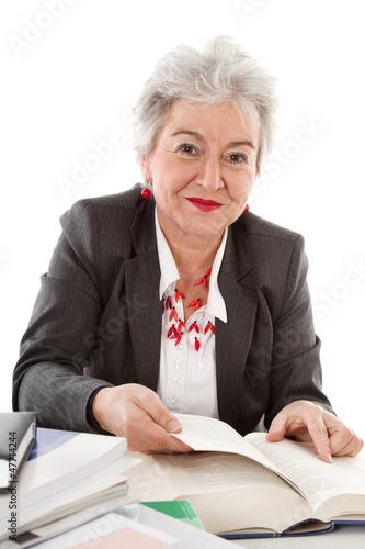 Die Rechtsanwältin