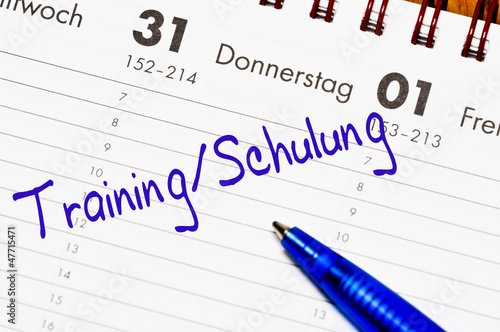 Training Schulung