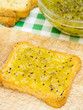 Kiwi Jam on Toast