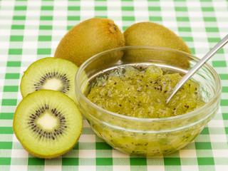 Kiwi Jam with Fruit