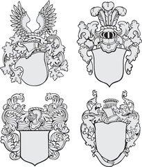 Coats of Arms Set No2