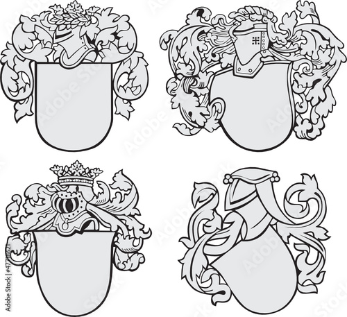 Coats of Arms Set No3