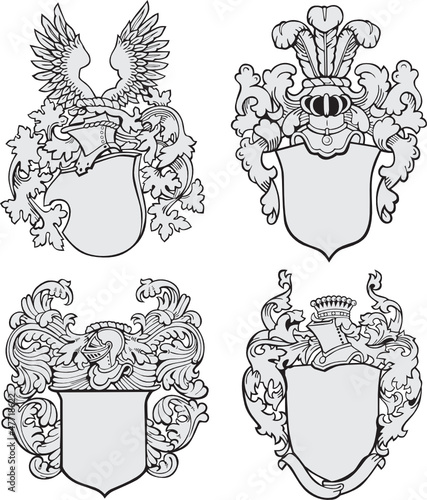 Coats of Arms Set No2