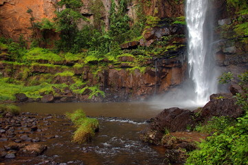 Lone creek waterfall South Africa