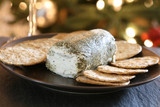 Goat Cheese and Crackers