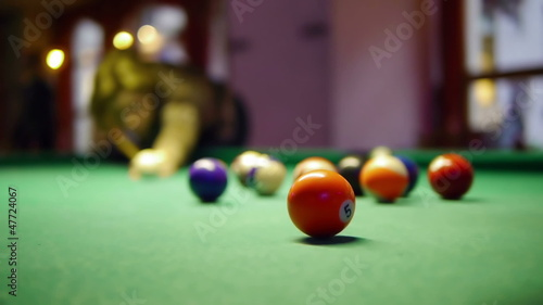 HD - Pool game
