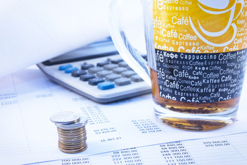 financial document