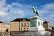 Amalienborg mit Fredrik V
