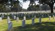 Cemetery Headstones Zoom