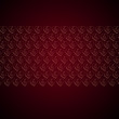 Valentines day wrapping paper heart textured background