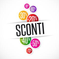Sconti