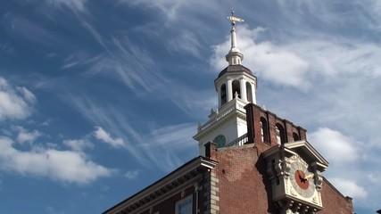 Independence Hall tower, Philadelphia