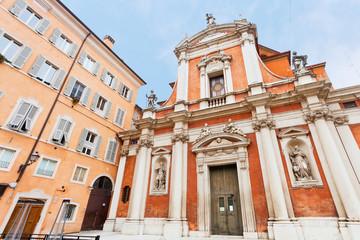 San Giorgio Church in Modena, Italy