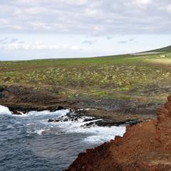 Punta de Teno Tenerife îles Canaries