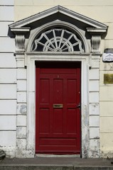 Georgian Door, Dublin Ireland