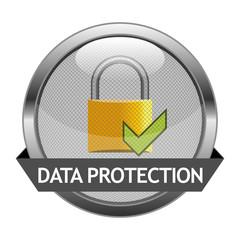 Vector Button Data Protection