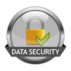 Vector Button Data Security