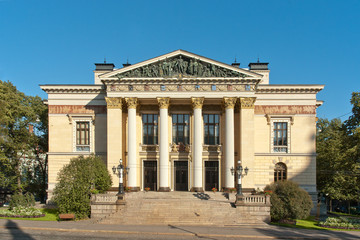 House of the Estates in Helsinki, Finland
