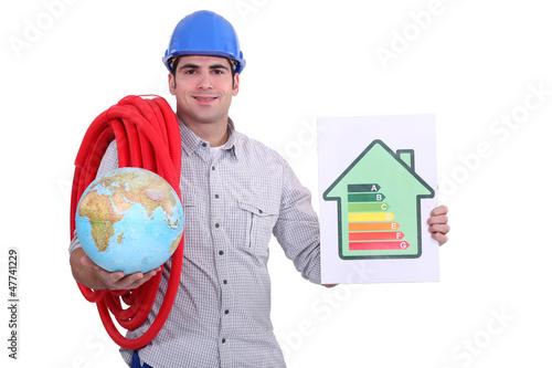 Eco-friendly builder