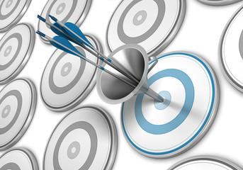 Conversion or Sales Funnel, Attract Consumer