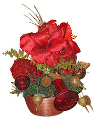 Beautiful christmas arrangements