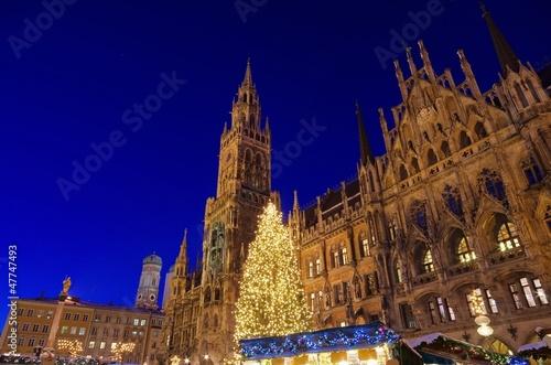 München Weihnachtsmarkt 01