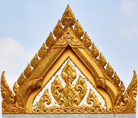 Thai temple art and architecture