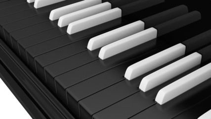 Черные клавиши