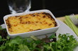 Hachis Parmentier et Salade 2