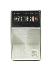 small transistor radio
