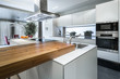 Modern Interior Kitchen Design