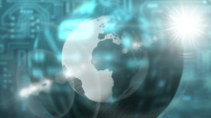 Erde - Globalisierung
