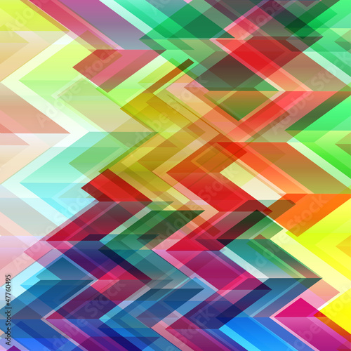 abstract colorful background & texture