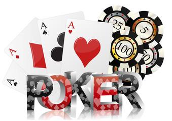 poker card