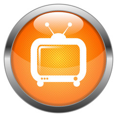Vector Button TV