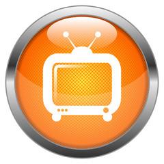 Vector Button TV