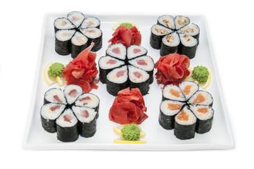 Роллы и суши от шеф-повара