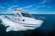 Leinwandbild Motiv yacht render 2