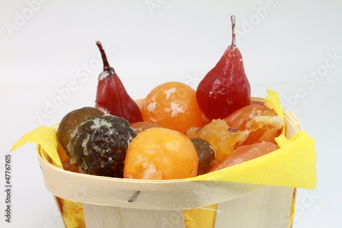 fruits confits de provence