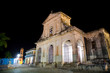 Holy Trinity Church at night, Trinidad, Cuba