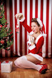 Christmas Pin Up #3