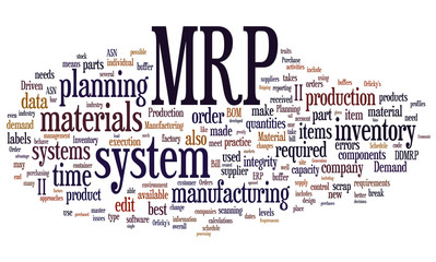 MRP - Material Requirements Planning
