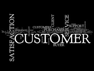 Customer concepts