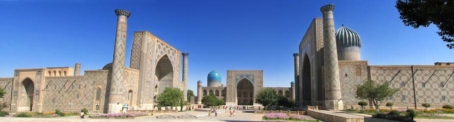 Uzbekistan - Samarkand (Registan)