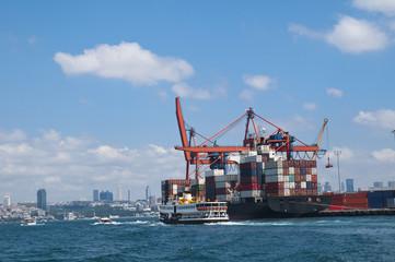 Yük Limanı ve Gemi , Harem
